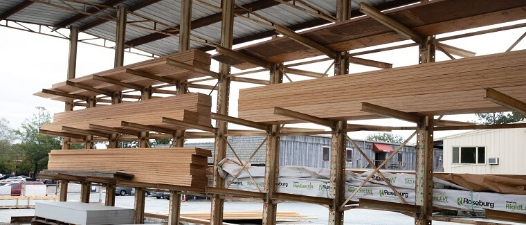 Engineered Wood - Product Page Image Banner