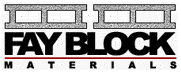 Fay Block Vendor Logo