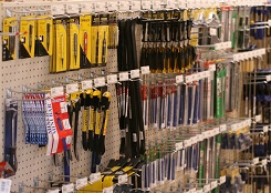 Tools, Fasteners and Metal Products